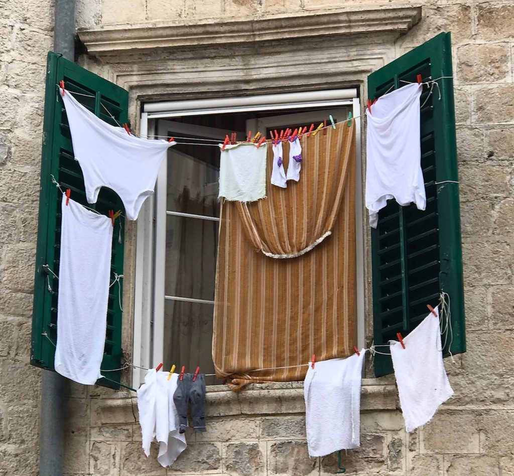 Kotor window